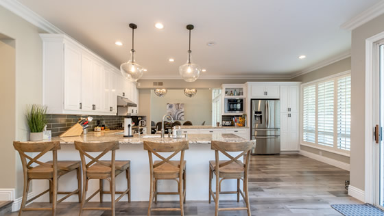 Kitchen Remodeling installed by Smyrna Home Improvement